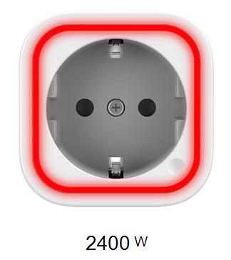 plug red