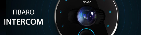 FIBARO Intercom - A Mix Of Superior Design and State Of The Art Technology