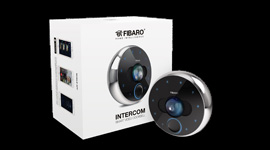 FIBARO Intercom with Packaging