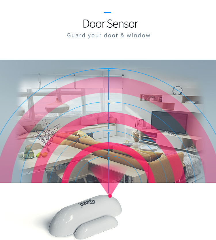 z-wave neo door sensor