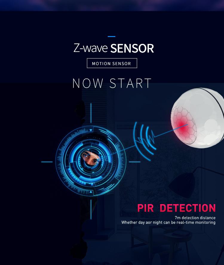 z-wave neo pir sensor