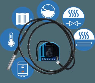 z-wave qubino blind shutter